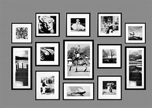 Cadre Deco Noir Et Blanc : photo cadre noir et blanc id es d coration id es d coration ~ Melissatoandfro.com Idées de Décoration