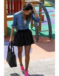 Mettre Twitter En Noir : baskets roses comment les porter id es de looks taaora blog mode tendances looks ~ Medecine-chirurgie-esthetiques.com Avis de Voitures
