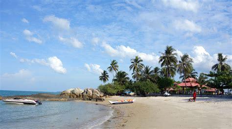 tesyasblog parai beach sungailiat  hour