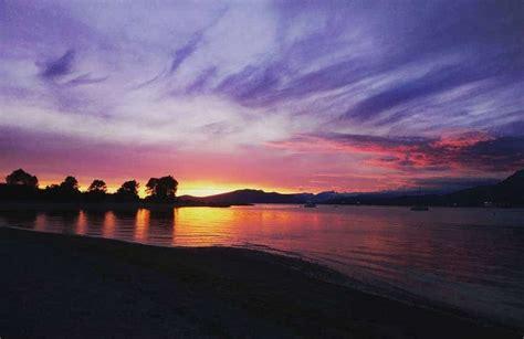 awe inspiring vancouver sunset snaps