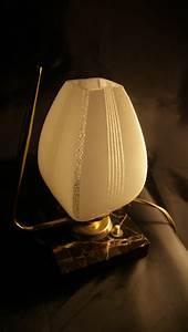 Lampe De Chevet Vintage : lampe de chevet art d co vintage by fabichka ~ Melissatoandfro.com Idées de Décoration