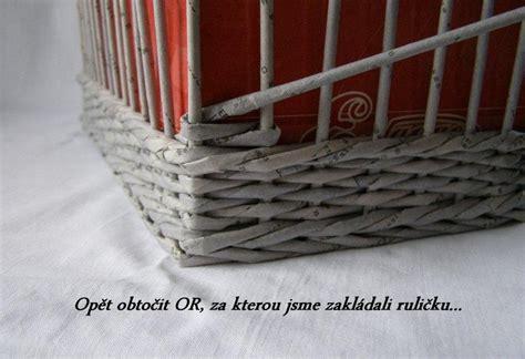 weave  unique diy storage basket