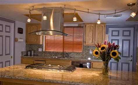 kitchen ceiling lighting ideas track lighting kitchen ceiling home lighting design ideas 6520
