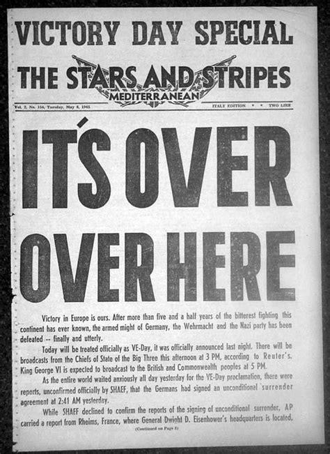 newspaper   war  europe   day rarenewspaperscom