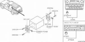 Infiniti Qx4 Wire Bonding  Audio  Antenna  Radio