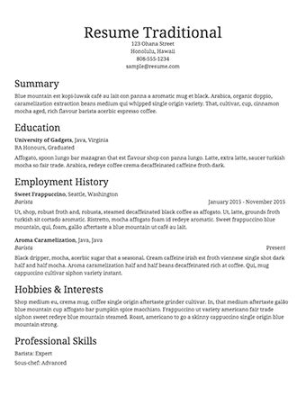 What Do You Put On A Resume by 8 Things To Put On Your Resume When You No Experience