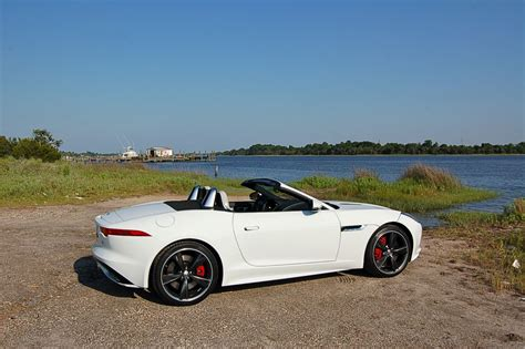 Impressive Scoring Drive For 2014 Jaguar F-type S Convertible