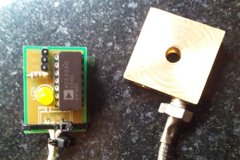 Thermocouple Type-k Amplifier