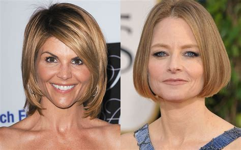 Straight Bob Hairstyles For Older Women Over 50