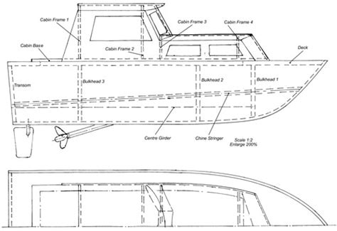 Model Fishing Boat Plans Free Download by Simple Model Boat Plans Free Quick Woodworking Projects
