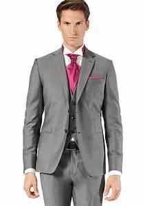 Costume 3 Pièces Gris : costume 3 pi ces gris moyen jean de sey costumes de mariage pour homme et accessoires mon ~ Dallasstarsshop.com Idées de Décoration