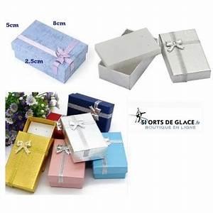 Boite Cadeau Bijoux : boite cadeau pour bijou ou porte cl sports de glace france ~ Teatrodelosmanantiales.com Idées de Décoration