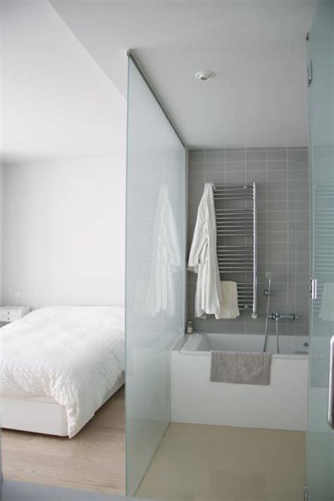 salle de bain dans chambre la salle de bain dans la chambre le premier pas vers la