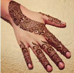 110 Latest Simple Arabic Mehndi Designs [2017] - Piercings ...