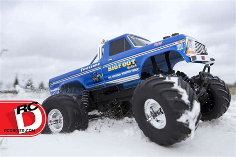 bigfoot monster truck driver bigfoot no 1 the original monster truck from traxxas rc