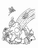 Rainbow Coloring Printable Pages Pokemon Jadedragonne Unicorn Rainbows Sheets Print Sheet Deviantart Bestcoloringpagesforkids Flower Pattern Spring Dragonne Jade Comments Coloringhome sketch template