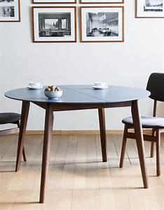 Table Ronde Extensible Design : grande table manger d couvrez notre s lection de grandes tables manger elle d coration ~ Teatrodelosmanantiales.com Idées de Décoration