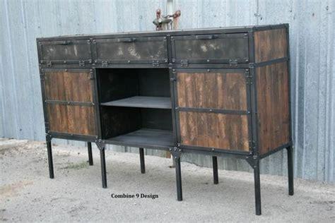 buy  custom buffethutch vintage industrialmid century
