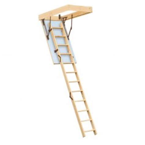 escalier escamotable isol 233 pour grenier trappe 140x70cm