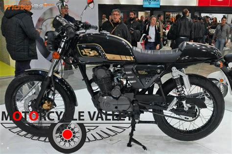 Benelli Motobi 152 Hd Photo by Benelli Cafe Racer 152 Menhavestyle1