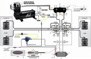 Air Compressor 12 Volt Solenoid Wiring Diagram