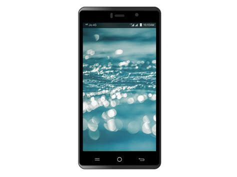 8 things to about reliance jio 4g lyf water 10 smartphone launched at rs 8 699 gizbot