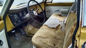 1971 Chevy C10 Rare Longbed Stepside 307 3 Spd Manual