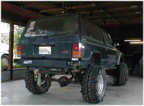 jeep cherokee rear bumper tube bumper air tank jeep cherokee forum