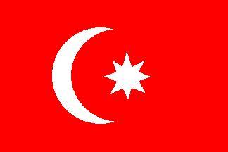 flag of the ottoman empire turkey the sixteen great turkish empires