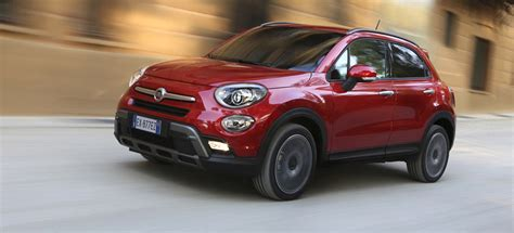 fiat   road  small  suv crossover fiat uk