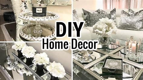 Diy Home Decor Projects And Ideas: Dollar Tree DIY Mirror Decor