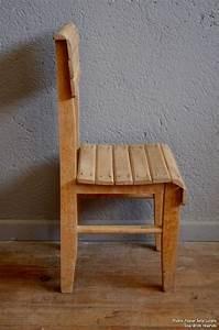 Chaise Enfant Vintage : chaise enfant nahia l 39 atelier belle lurette r novation de meubles vintage ~ Teatrodelosmanantiales.com Idées de Décoration