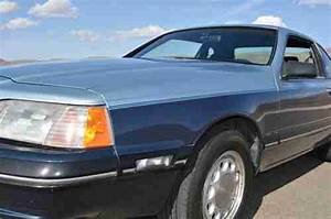Find Used 1987 Ford Thunderbird Lx 5 0 In Sparks  Nevada