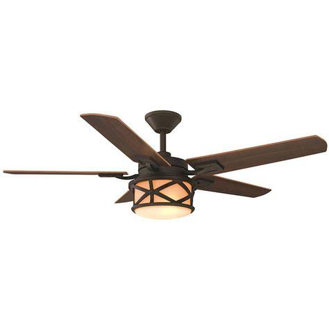 bronze outdoor ceiling fan home decorators collection copley 52 in indoor outdoor