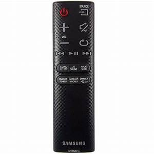 New  Genuine Samsung Hw  Hw Xu Soundbar Remote