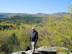 Leominster State Forest Crow Hill Hike - YouTube