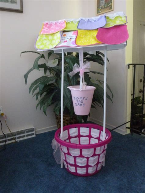 What To Make For Baby Shower I Was Asked To Make A Wishing Well For A Baby Shower This
