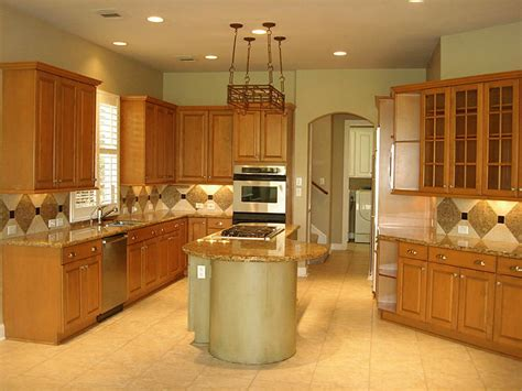 kitchen cabinets makeover ideas honey oak kitchen cabinets wall paint inspirations decorating ideas for kitchens with trends
