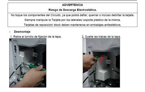 solucionado plaqueta de frio heladera whirlpool wre51x1 refrigeradores yoreparo