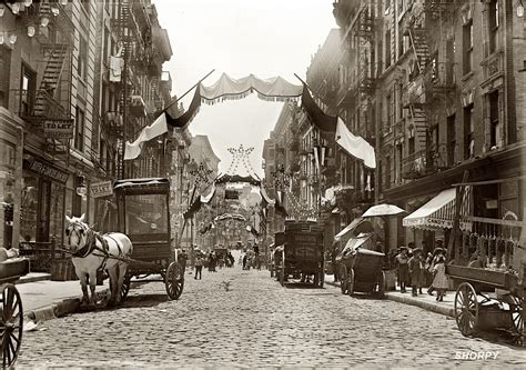 The Big History Of Little Italy  The Bowery Boys New