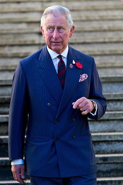 Prince Charles in Saudi