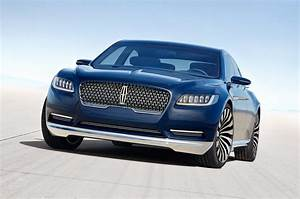 Continental Auto : lincoln continental concept first look motor trend ~ Gottalentnigeria.com Avis de Voitures