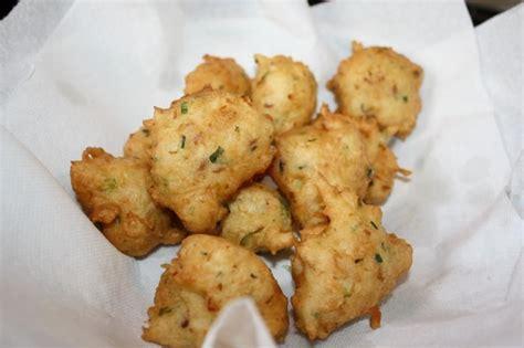 saltfish accra trini dish party food  drinks