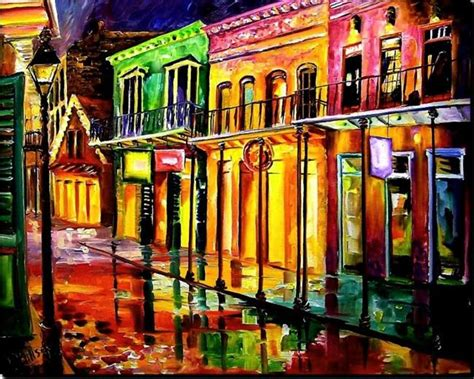 bourbon street neon sold by diane millsap from new orleans