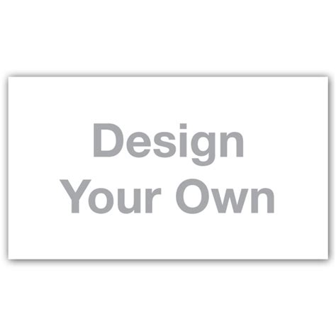 design your own design your own business cards customizable iprint