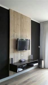 Tv Paneel Wand : ber ideen zu tv wand auf pinterest wandgestaltung tv wand tv wand verstecken und ~ Sanjose-hotels-ca.com Haus und Dekorationen