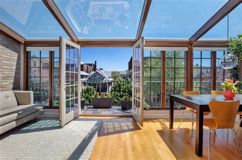 Add Solarium To House by A Mini Solarium Brings Serious Sunlight To This 835k