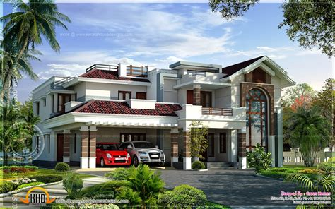 luxury home design plans 400 square yards luxury villa design indian house plans