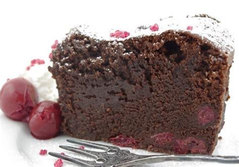 chocolate cherry cake recipe  answer  cake