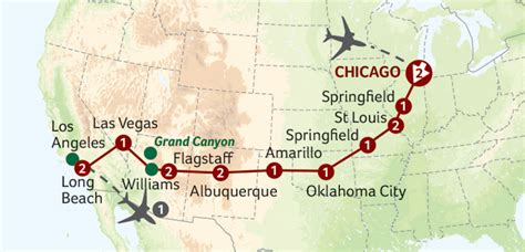 historic route